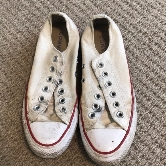 Converse Shoes | Heavily Used | Poshmark